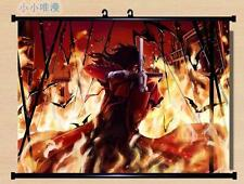 Japan Anime Hellsing cosplay Alucard poster Wall Scroll Home Decor    60*40cm