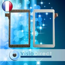 """Vitre ecran tactile pour Archos 70C Neon 70C Cobalt 70 Neon Plus 7"""" blanc"""