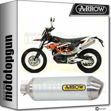 ARROW EXHAUST HOMOLOGATED RACE-TECH ALUMINIUM KTM 690 ENDURO / R 2009 09 2010 10