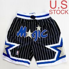 Orlando Magic Basketball Shorts 92-93 Vintage Mens Black Sizes S-2XL USA