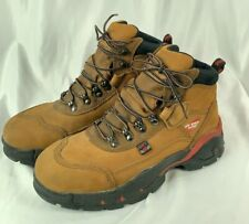Red Wing 2691 Ladies Safety Toe / Water Proof Thinsulate Leather Boots  7 1/2