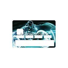 Stickers Autocollant Carte bancaire - Skin - CB Tron 1162 1162