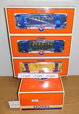 LIONEL 17783 NORFOLK SOUTHERN HERITAGE 3 BAY COAL HOPPER PACK SET TRAIN DIE-CAST