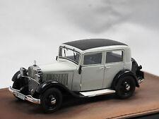 GLM Models 207202 - 1935 Mercedes-Benz Typ 170 W 15 Limousine weiß 1/43