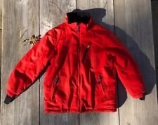 SUNICE BOYS GIRLS SKI WATERPROOF WINTER JACKET RED- KIDS SIZE 10 SMALL