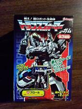 Transformers Takara Kabaya Kit G1 Prowl