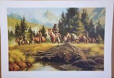 """The Beaver Men"" by Frank McCarthy"