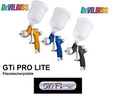 GTi PRO LITE Fliessbecherpistole   PROGTI-PTE40-12BK