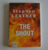 The Shout - by Stephen Leather - MP3CD - Audiobook