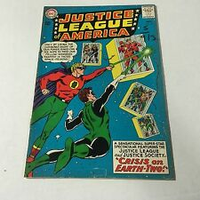 JUSTICE LEAGUE OF AMERICA #22 DC Comics Silver Age Key Issue