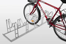 Fahrradständer MONTANA 6-fach Reihenparker Fahrradparker Bike M1