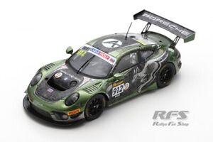 Porsche 911 GT3 R 12h Bathurst 2020 Absolute Preining Werner 1:43 Spark SAS 048