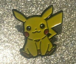 Pokemon Pikachu  Cute Enamel  Pin Badge