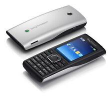 Nuevo Sony Ericsson Cedar 3G Plata 2MP Big Button Senior Barato Teléfono Móvil
