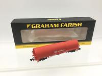Graham Farish 373-828 N Gauge DB Schenker BRA Bogie Steel Carrier 966205