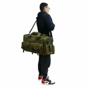 Duffle Bag Travel Military Men Outdoor Sports Molle Tactical Single Shoulder Bag
