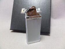 EURO JET Pipes Briquet - Roue de friction Allumage - chrome - NEUF - 25701A