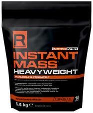 Reflex Instant Mass Heavyweight Weight Gainer 5.4kg Mass Gainer Chocolate