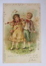"""""""Kinder, Mode, Hutmode""""  1900, Litho  ♥ (52715)"""
