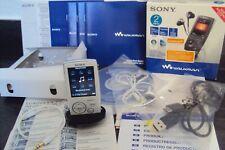 SONY WALKMAN MP3 Player NWZ-A815 / 2 GB Digital Musik Player in OVP