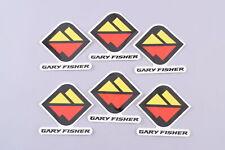 Compatibile GARY FISHER  ADESIVI BICI STICKERS BIKE MTB BDC BICICLETTA PRESPAZIA
