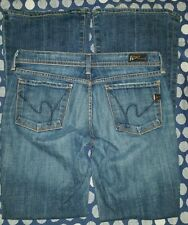 COH Citizens of Humanity Ingrid #002 Low Waist Flare Women's Jeans Size 28