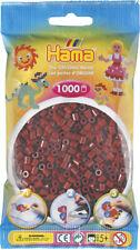 Hama 1000 Midi Bügelperlen 207-30 Maulbeer Ø 5 mm Perlen Steckperlen Beads