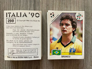 Panini Italia 90 World Cup Stickers No's 1 - 448 Pick and Choose your Stickers