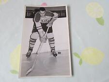 Original Les LILLEY Harringay RACERS 1950's Ice Hockey Player Photo