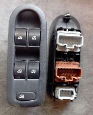 Interrupteur commande boutons leve vitre Megane 2 Scenic 2 gauche 8200160603