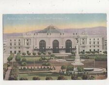 Auditorium Civic Center San Francisco USA Vintage Postcard 881a