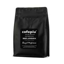 Cofepiu Espresso ground coffee 100% Arabica Brazil Mozhiana - 1.1 lbs.