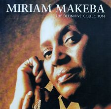 MIRIAM MAKEBA : THE DEFINITIVE COLLECTION / CD - TOP-ZUSTAND