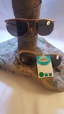 MENS SILVER SOLARITE ACRYLIC SUNGLASSES RETRO CLASSIC UV 100/% 60#