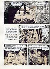 ILS ONT FUIT DE VENUS PLANCHE DE MONTAGE ORIGINALE METEOR AREDIT PAGE 5