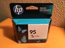 New Genuine HP 95 Tri-Color Ink Cartridge Sealed May 2015 *FREE SHIPPING!*
