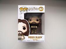 Harry Potter Funko Pop #67 Sirius Black Prisoner of Azkaban, GameStop exclusive