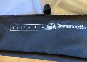 "Westcott Scrim Jim Kit 42""x 42"" and/or 42""x 72"" Diffuser/Reflector"