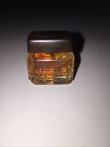 Vintage CIALENGA by BALENCIAGA Paris Perfume Parfum 1.8 ml MINI Travel Full