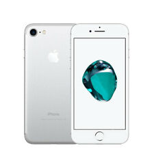 Original 128Go Apple iPhone 7 IOS 4G LTE Smartphone Débloqué Téléphone Blanc