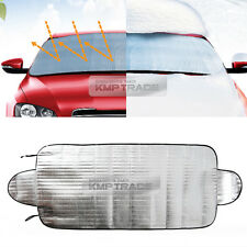 Front Rear Windshield Car Window Foldable Sun Snow Shield Cover for All Vehicle