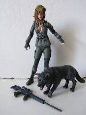 "Metal Gear Solid 6"" Inch Sniper Wolf Action Figure with Weapon Mcfarlane"