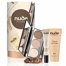 Neutral Shade Eye Makeup with All Natural Ingredients
