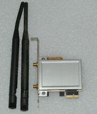 WiFi Bluetooth PCI-e Wireless-AC Card Intel 7260 w/ Long Range Antenna