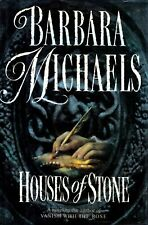 Barbara Michaels / Houses of Stone / Psychological Thriller