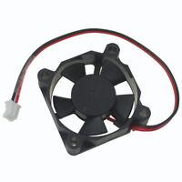 2pcs 5V GDstime 2Pin 35mmx35mmx10mm 3510s DC Brushless Cooling Fan 3d Printer