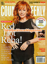 Country Weekly 4/15,Reba McEntire,April 2015,NEW