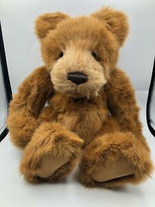 Official Charlie Bears Neil Playtime Collection Hand Puppet Plush Stuffed Toy