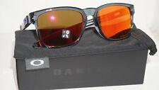 OAKLEY New Sunglasses Catalyst Snapback Crystal Black Prizm Ruby OO9272-2855