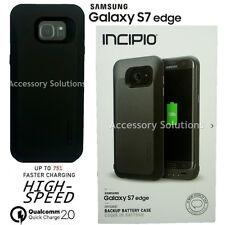 INCIPIO Samsung Galaxy S7 EDGE offGRID External Backup Battery Case, SA-759-BLK